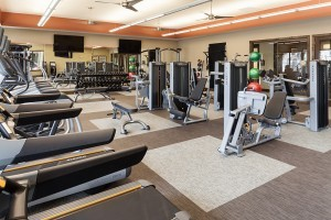 Preserve Apartments Fitness