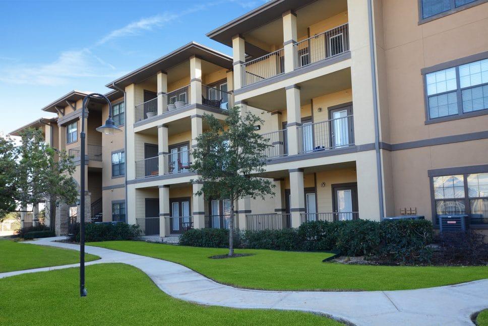 Apartment Rentals Palomino building