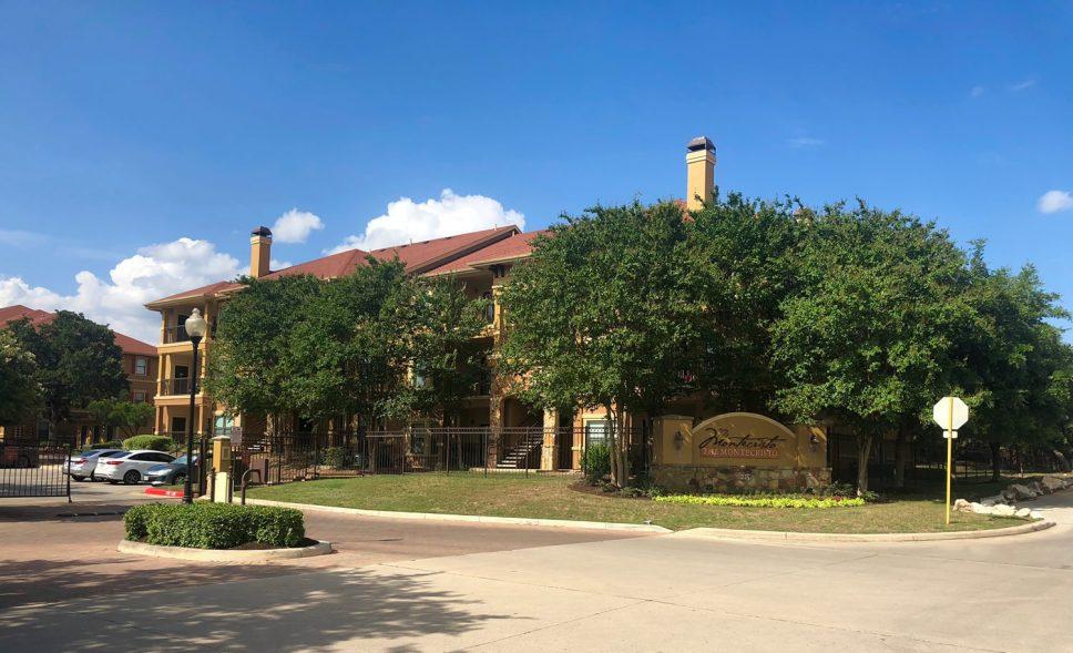 The Montecristo Apartments In San Antonio Texas - Francis