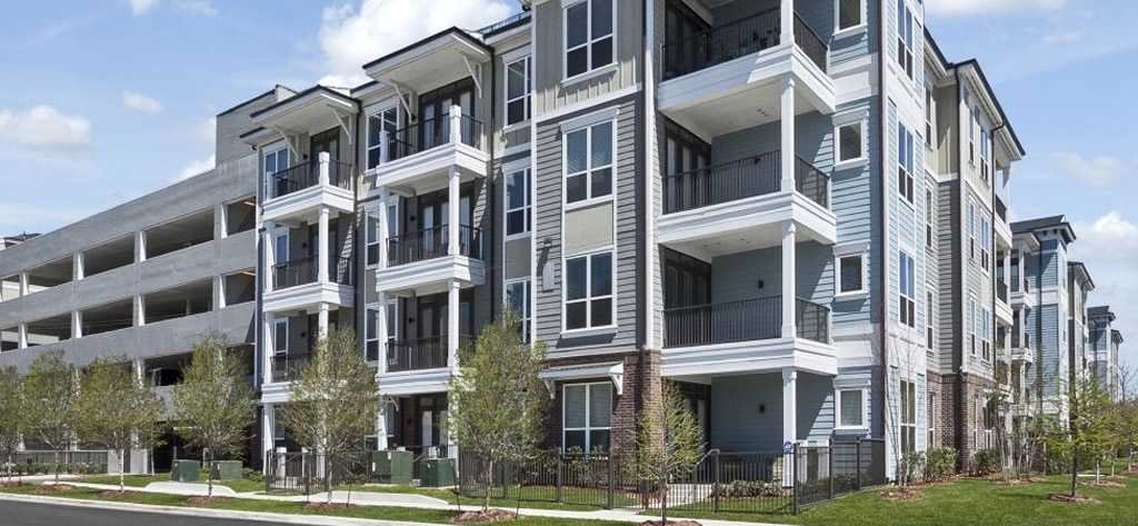 Building Apartments for Rent TX CA Holden