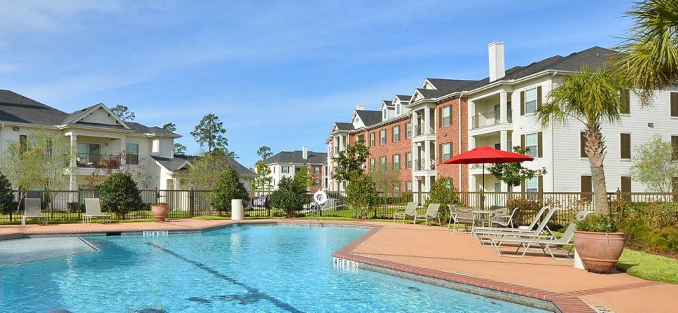 San Brisas Apartments For Rent Texas building